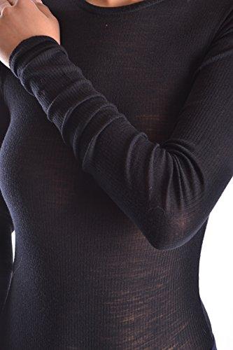 Pinko Mujer MCBI242174O Negro Lana Jersey