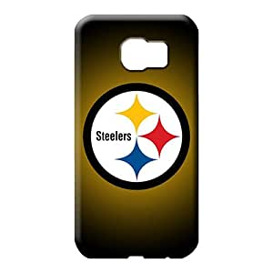 samsung galaxy s6 covers Phone Scratch-proof Protection Cases Covers phone cases covers pittsburgh steelers