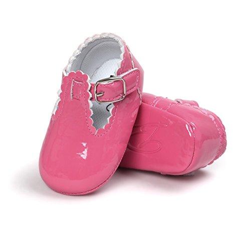 0f9e6a31 ... Primeros zapatos para caminar,Auxma La princesa del bebé Sola suave  calza las zapatillas de ...