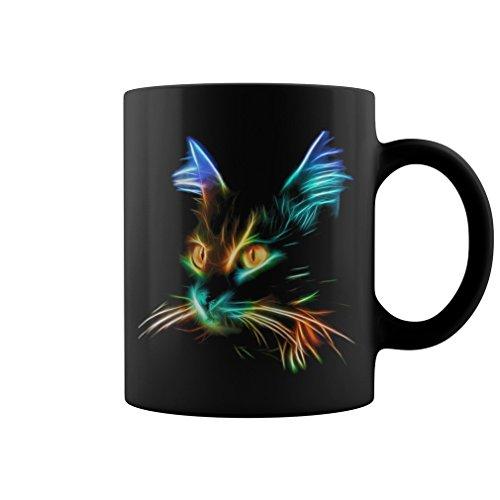 Lighting cat Mug