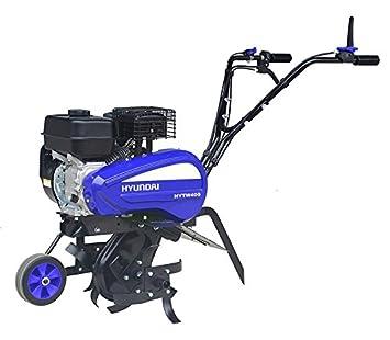Hyundai HY-HYTW400, Motoazada, negro/azul: Amazon.es: Bricolaje y ...
