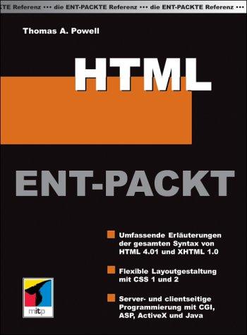 HTML Ent-Packt
