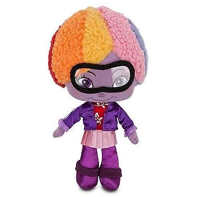 Wreck-It Ralph Movie Exclusive 9 Inch MINI Bean Bag Scented Plush Snowanna Rainbeau [No Goggles]: Toys & Games