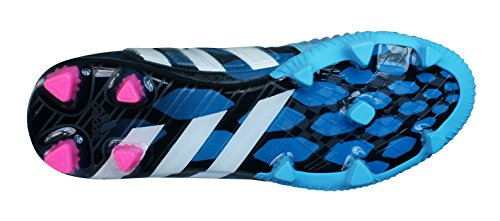 Adidas Fotballsko Støvler Predator Instinkt Fg Menns Cleats Blå