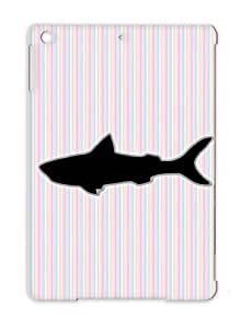 Skid-proof Gray Marine Life Animals Nature Shark Shark Cover Case For Ipad Air