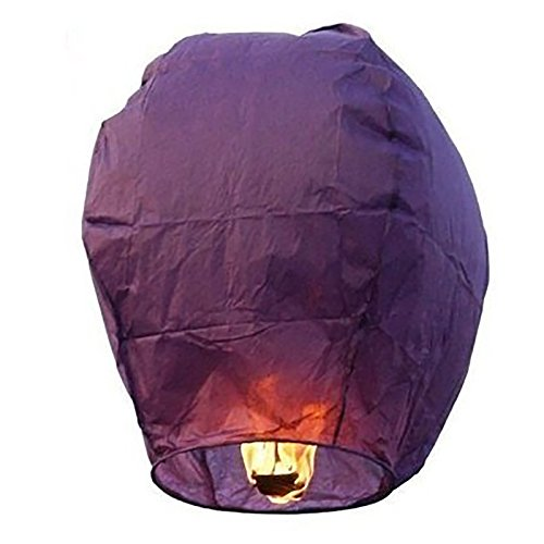 50-Purple-Paper-Chinese-Sky-Floating-Lanterns-Wishing-Flying-Candle-Lamps