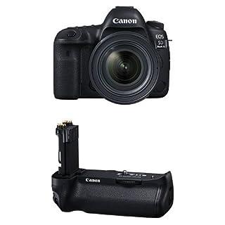 Canon EOS 5D Mark IV Full Frame Digital SLR Camera with EF 24-70mm f/4L IS USM Lens Battery Bundle (B01LXGGR6K)   Amazon price tracker / tracking, Amazon price history charts, Amazon price watches, Amazon price drop alerts