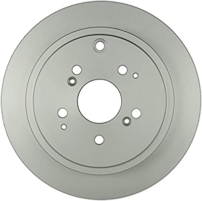 Bosch 26010746 QuietCast Premium Disc Brake Rotor For 2001-2006 Acura MDX and 2003-2008 Honda Pilot; Rear