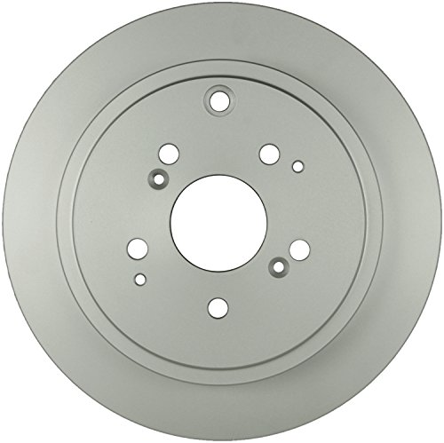 Bosch 26010746 QuietCast Premium Disc Brake Rotor For: Acura MDX; Honda Pilot, Rear