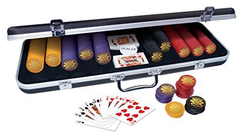 Floating Dragon 500 Poker Set by Merchant Ambassador