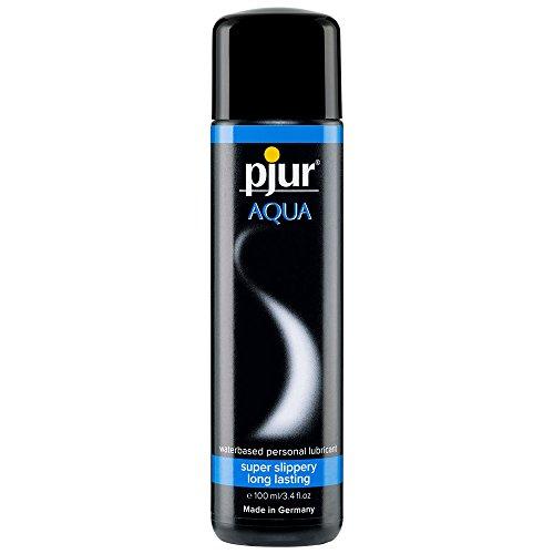 Pjur Aqua Waterbased 100ml/3.4ozbottle