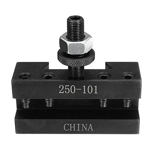 2PCS SETS Quick Change Turning and Facing Holder 250-101 for Lathe Tool Post Holder by LLDSIMEX (Image #1)