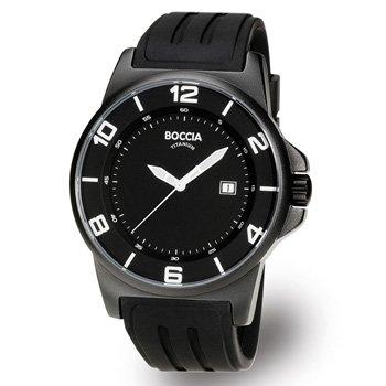 3535-02 Boccia Titanium Watch