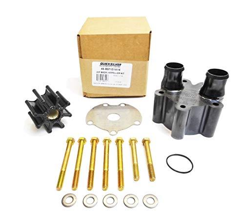 - Mercruiser OEM Bravo Water Pump Housing & Impeller Repair Kit 46-807151A14