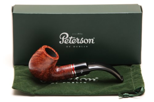 Peterson Dalkey 221 Smooth Tobacco Pipe Fishtail by Peterson
