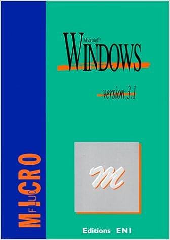 Télécharger en ligne Windows 3.1 pdf, epub ebook