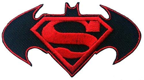 Batman Vs Superman Costume For Sale (DC Comics Batman VS Superman Logo 2.25