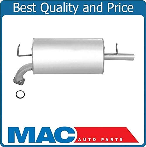 - Made in USA Rear Muffler OE Style With Gasket for Toyota Camry 2.2L 1997-2001