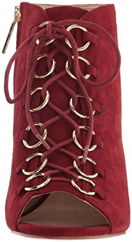 Nine Red Sandals Women's West Dark Bree wCPHawqU