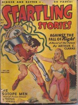 STARTLING Stories: November, Nov. 1948 (