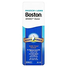 Bausch & Lomb Boston Advance Hard & Gas Permeable Contact Lense Cleaner 30ml