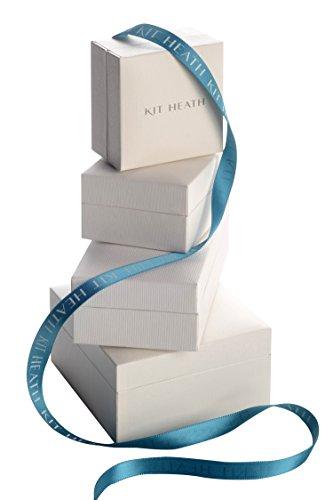 Kit Heath-Argent 925/1000à Love affaire Split Cœur Double Bracelet