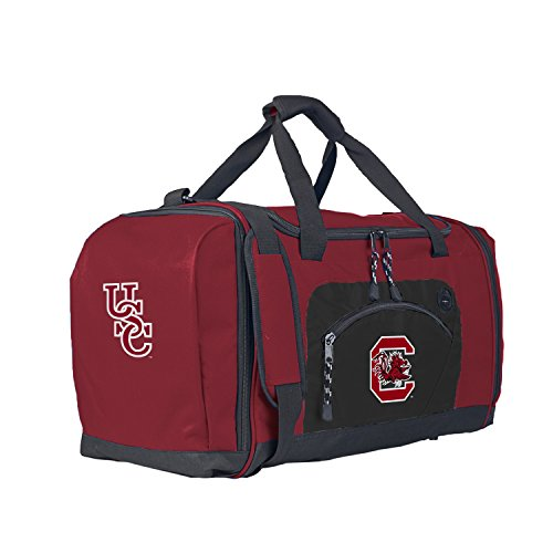 Officially Licensed NCAA South Carolina Gamecocks Roadblock Duffel