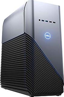 Dell Inspiron Gaming PC Desktop AMD Ryzen 7 2700 Processor, 16GB DRAM, 1TB HDD, AMD Radeon RX 580 4GB GDDR5 Graphics Card, Windows 10 64-bit, Blue LED, Model Number: i5676-A696Blu (B07Q3G3B67) | Amazon price tracker / tracking, Amazon price history charts, Amazon price watches, Amazon price drop alerts