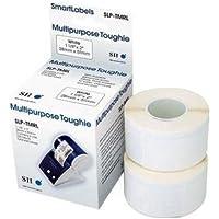 Seiko SmartLabel SLP-TMRL Toughie Multipurpose Label for Seiko SLP200 EZ30 SLP100 SLP120 400 Series Printers 450 Series Printers