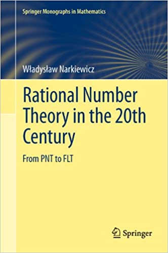 Rational number theory in the 20th Century : from PNT to FLT