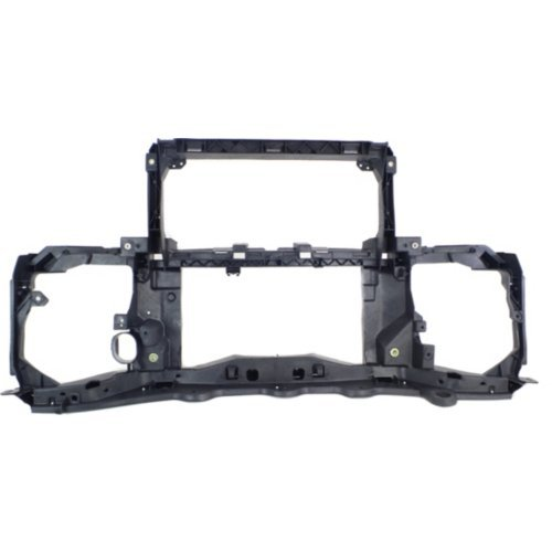 - Radiator Support Compatible with JEEP LIBERTY 2008-2012 Assembly Black