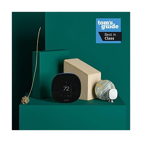 Ecobee SmartThermostat with Voice Control 3