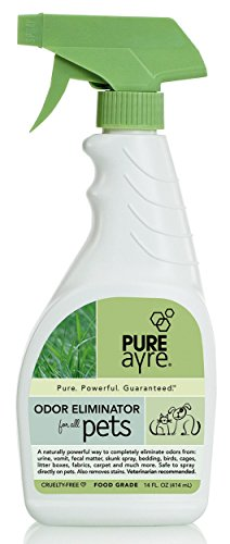 Clean Earth - Pureayre 14 Oz Pure Ayre Pet Spray  4414P, Pack of 4 -