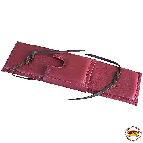 HILASON Top Genuine Leather Super Pro Rodeo Equipment Bull Rope ()