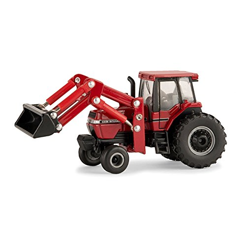 TOMY International 1:64 Case IH Magnum 7110 Tractor with Front End Loader