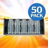 TruBreez 2020 Breathalyzer Mouthpieces (Pack of 50)