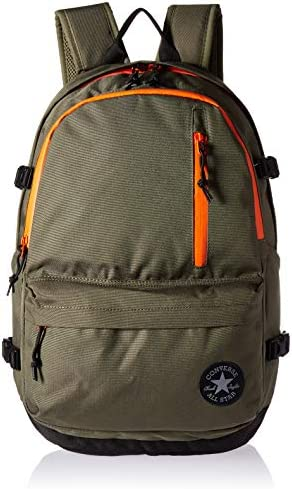 Converse Straight Edge Backpack, Field SurplusBold Mandarin