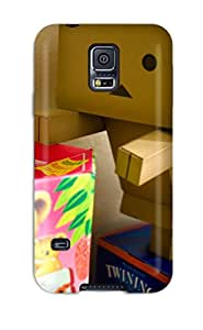 Premium Case For Galaxy S5- Eco Package - Retail Packaging - MkQXosU20124zakow