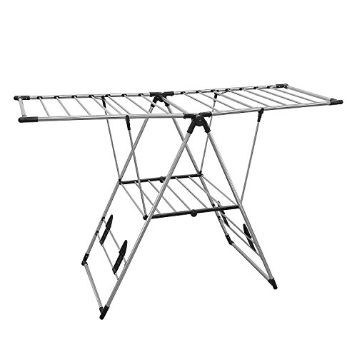 G.W Stainless Steel Indoor/Outdoor X-Large Drying Center wit