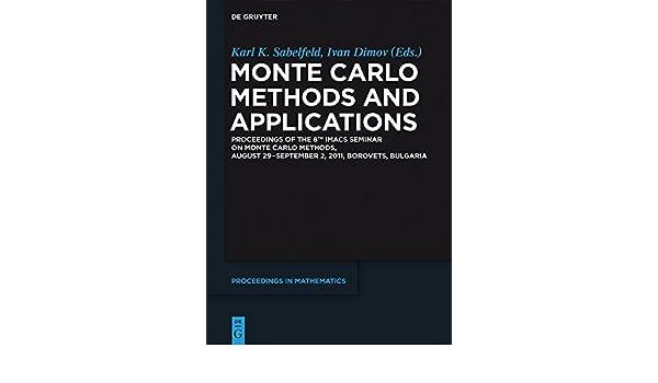 Practice download in sequential methods ebook monte carlo
