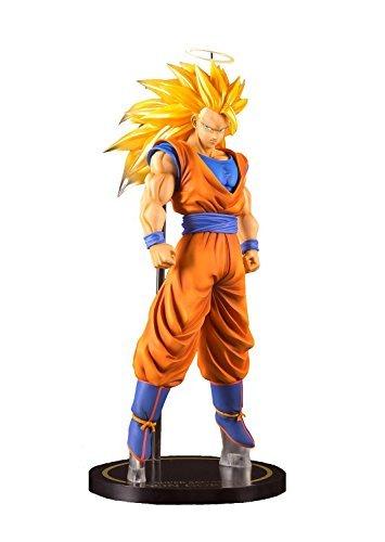 Bandai Tamashii Nations FiguartsZERO EX Super Saiyan 3 Son Goku 'Dragon Ball Z' Action Figure [parallel import goods] (Dragon Ex Ball)