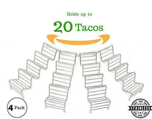 """Taco Huyaco Rack, Taco Holder, Taco Stand 