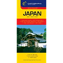 Map 6930 Japan