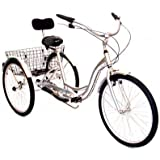 """HIGH QUALITY DISABILITY ADULT TRICYCLE BIG 26"""" WHEELS,ALLOY FRAME, A TRIKE ALSO SUITABLE FOR ABLE BODIED WHO CANNOT RIDE A BICYCLE HUGE DISCOUNT"""