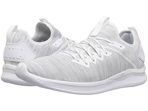 [PUMA(プーマ)] メンズランニングシューズ?スニーカー?靴 Ignite Flash evoKNIT PUMA White 13 (31cm) D - Medium
