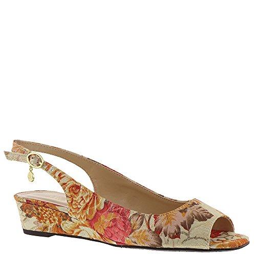 J. Renee Alivia Women's Sandal 6 B(M) US (J Renee Peep Toe Heels)