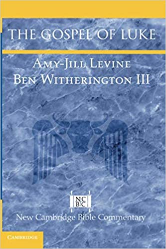 the gospel of luke new cambridge bible commentary