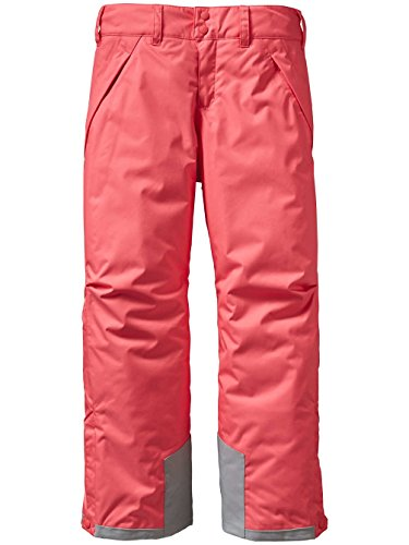 Patagonia Girls Insulated Snowbelle Ski Pants Pink XL by Patagonia
