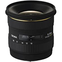 Sigma 10-20mm f/4-5.6 EX DC HSM Lens for Nikon Digital SLR Cameras