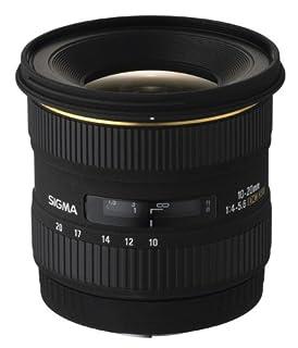 Sigma 10-20mm f/4-5.6 EX DC HSM Lens for Nikon Digital SLR Cameras (B0007U00XK) | Amazon price tracker / tracking, Amazon price history charts, Amazon price watches, Amazon price drop alerts